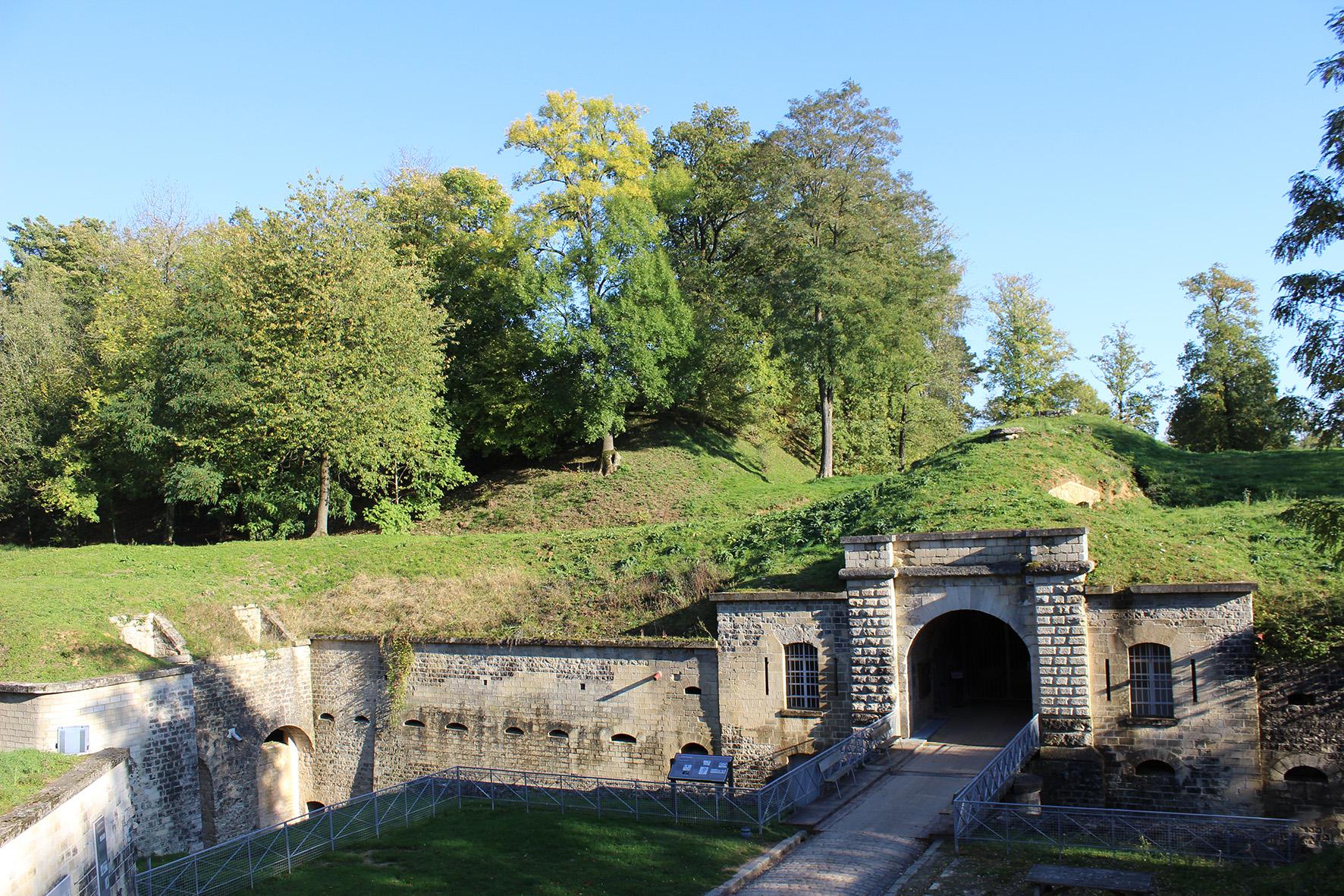 Copyright :  Fort de Condé
