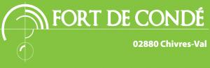 logo blanc sur vert